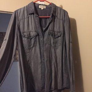 Cloth & Stone long sleeve shirt